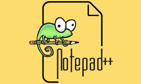 Thủ thuật khôi phục dữ liệu với notepad++