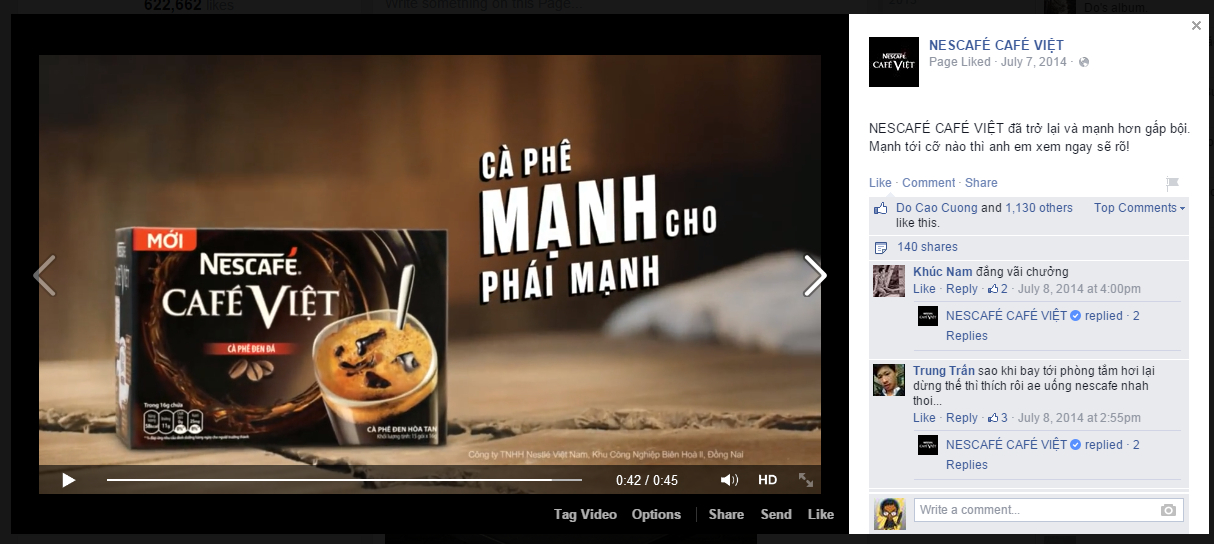 Power Editor nâng cao – Phần 4: Audience cho Video Views